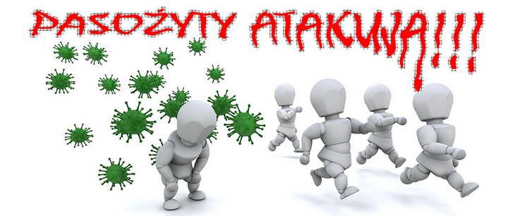 Pasożyty Atakują