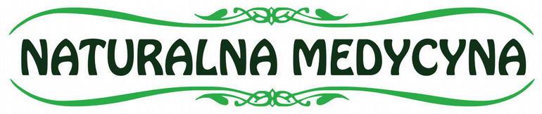 Proszę - Włącz pokazywanie obrazków.  Logo Naturalna Medycyna